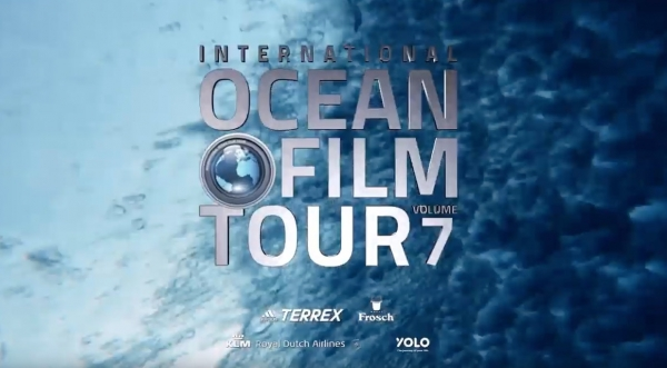 Int. Ocean Film Tour Volume 7 Trailer